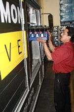 monumental vending employees