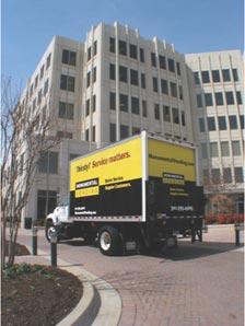 monumental vending truck